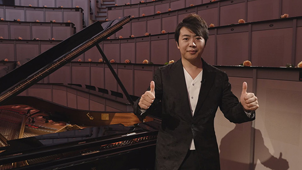 Lang Lang joins Asia's business elite at CNBC's 16th Annual ABLA Awards in Shanghai