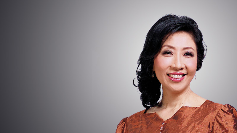 Vera Eve Lim, CFO & Director, Bank Danamon
