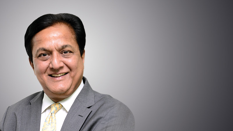 Rana Kapoor, Managing Director & CEO, YES Bank