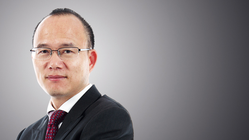 Mr Guo Guangchang